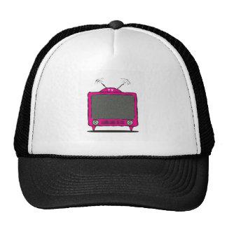 Fernseh-/Fernsehikone Tuckercaps