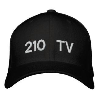 Fernsehen 210 bestickte baseballkappen