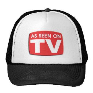 Fernsehen - Besonders angefertigt Truckermütze