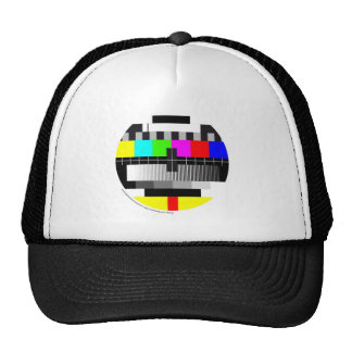 Fernsehen Fernsehen TV Retrokultmützen