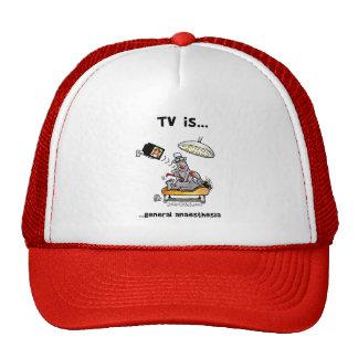 Fernsehen ist… Allgemeine Anästhesie Netzmütze