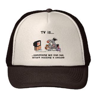 Fernsehen ist… Etwas können uns wir vermisstes A a Trucker Cap