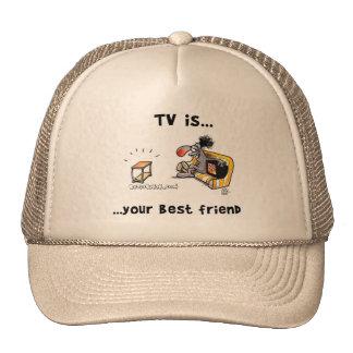 Fernsehen ist… Ihr bester Freund Netzcap