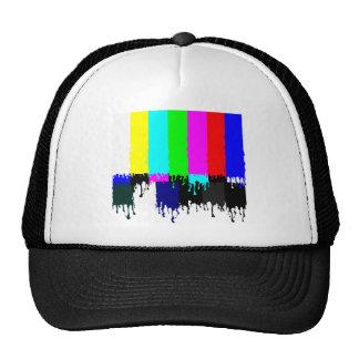 Fernsehen kein Signal-Hut Kult Kappen