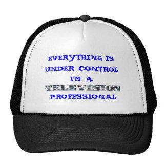 Fernsehen   Pro Baseball Mützen