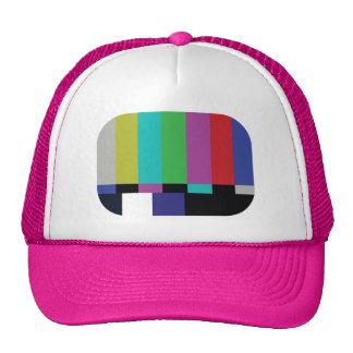 Fernsehen tönen Hut Retrokultmütze