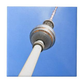 Fernsehturm (Fernsehturm) in Berlin, Deutschland Keramikfliese
