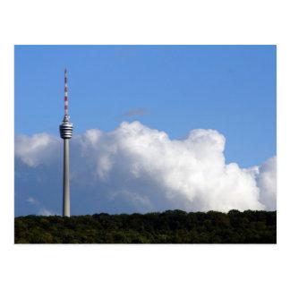 Fernsehturm - Stuttgart Postkarte