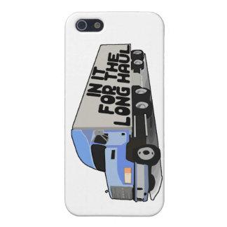 Fernstrecke-LKW-Transport iPhone 5 Schutzhülle