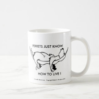 Ferrts gerade Wissen-LiveTasse Kaffeetasse