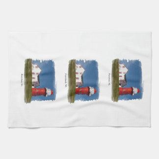 Ferryland Leuchtturm-Geschirrtuch Handtücher