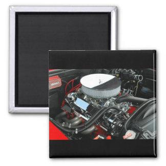 Fertigen Sie Auto-Motor besonders an Quadratischer Magnet