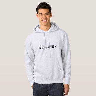 Fertigen Sie das mit Kapuze Sweatshirt der Männer