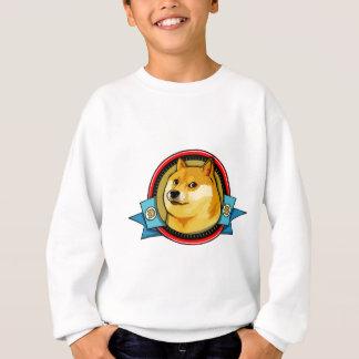 Fertigen Sie Doge Meme mit Ihrem eigenen Text Sweatshirt