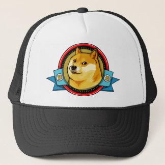 Fertigen Sie Doge Meme mit Ihrem eigenen Text Truckerkappe