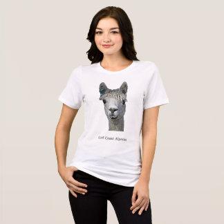 Fertigen Sie Ihr Alpaka besonders an T-Shirt