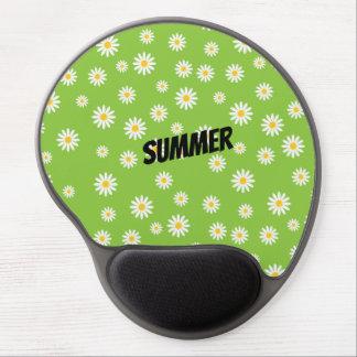 Fertigen Sie Kamillen-Blumen besonders an Gel Mousepad