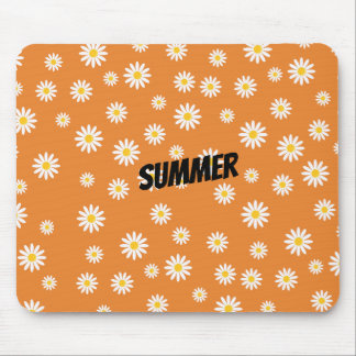 Fertigen Sie Kamillen-Blumen besonders an Mousepad