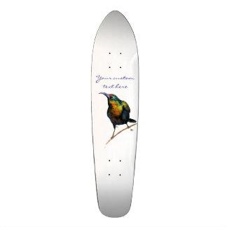 Fertigen Sie Kolibri-Skateboard besonders an 19,7 Cm Skateboard Deck