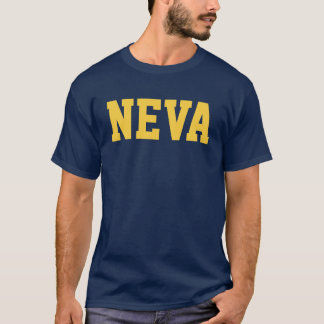 Fertigen Sie orange mutiges Schriftart-NamensShirt T-Shirt