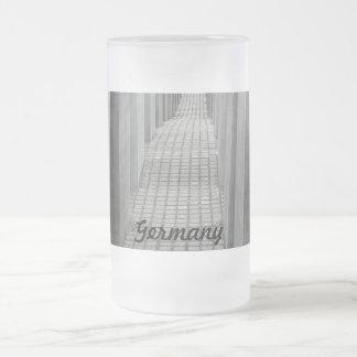 Fertigen Sie Produkt besonders an Mattglas Bierglas