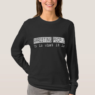 Fesselnde Leute ist es T-Shirt