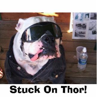 Fest auf Thor! Foto Figur
