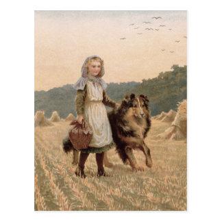 Feste Freunde, Anfang des 20. Jahrhunderts, Postkarte