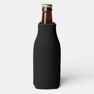 Feste schwarze Farbe Flaschenkühler
