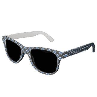 Festes Kreis-Kreuz Brille