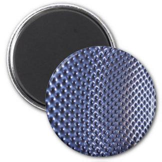 Festes Metall mit Löchern - Waschmaschine Runder Magnet 5,7 Cm
