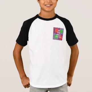 Festival-Dekorationen: Stern-Mond-Schein T-Shirt