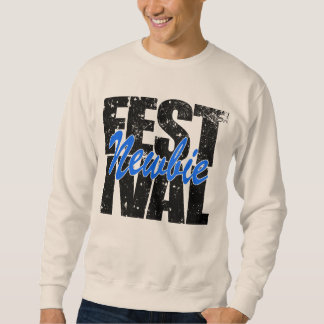 Festival-Neuer (Schwarzes) Sweatshirt