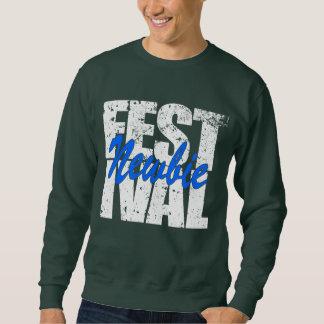 Festival-Neuer (weiß) Sweatshirt