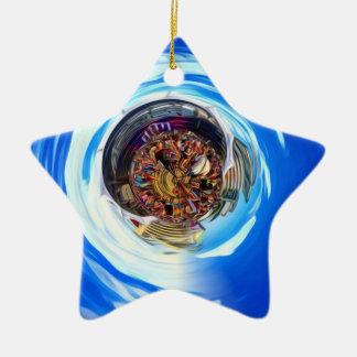 Festival-Portal Keramik Ornament