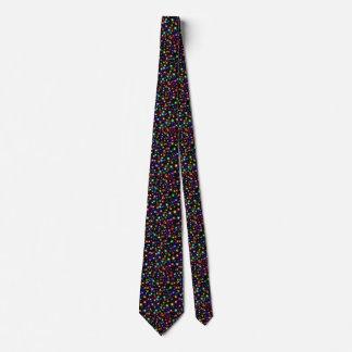 Festliche Feuerwerkfeiertags-Feier-Krawatte Personalisierte Krawatten