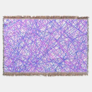 Festliche Linien Decke