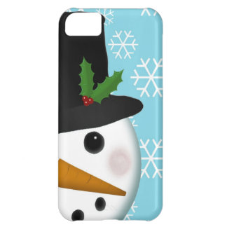 Festliche Snowman-Feiertags-Case-Mate für iPhone 5 Hülle Für iPhone 5C