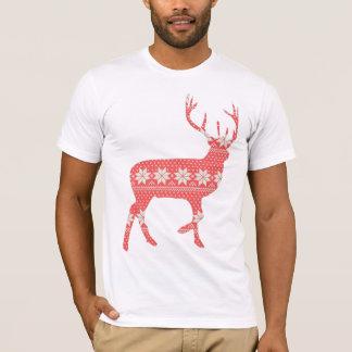 Festliches Ren T-Shirt
