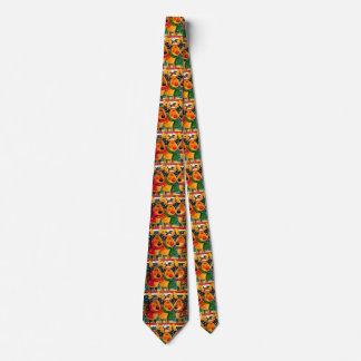 Festliches Weihnachtsren Individuelle Krawatten