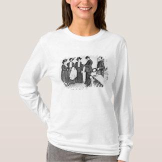 Festnahme von Frau Pankhurst T-Shirt
