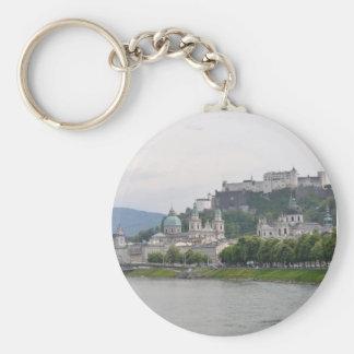 Festung Hohensalzburg, Salzburg, Österreich Schlüsselanhänger