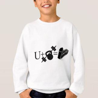 Fette Begräbnis- Gleichung Oly+KB Sweatshirt