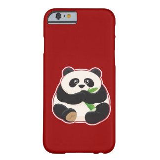 Fetter Panda Barely There iPhone 6 Hülle