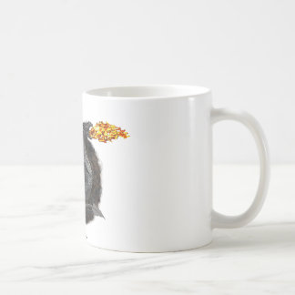 Feuer-Atmendrache Kaffeetasse