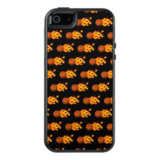 Feuer-Basketball iPhone SE/5/5s Otterbox Fall OtterBox iPhone 5/5s/SE Hülle