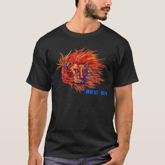 FEUER-BRÜLLEN - besonders angefertigt T-Shirt