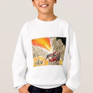 Feuer-Drache Sweatshirt