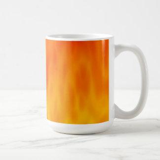 Feuer-/Flammen-Grafik: Kaffeetasse