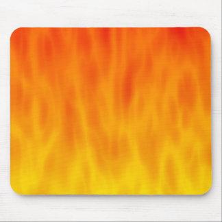 Feuer-/Flammen-Grafik: Mousepads